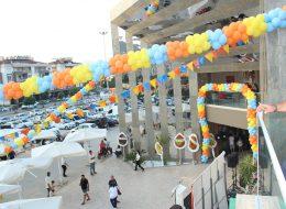 Üçgen Bayrak Süslemeleri İzmir Organizasyon