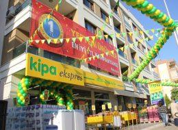 Avm Etkinlikleri Üçgen Bayrak Süsleme İzmir