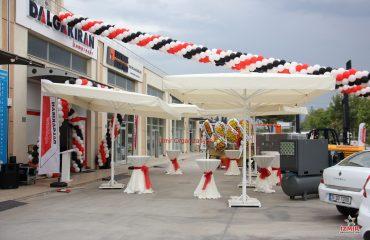 Beşiktaş Açılış Organizasyonu