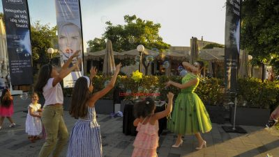 Bodrum Bubble Show