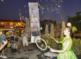 Bodrum Bubble Show
