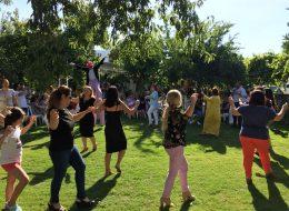 Tahta Bacak Gösterisi Eşliğinde Zeybek Dansı Bodrum