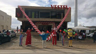 Bodrum Vestel Mağazası Yıl Sonu Etkinlikleri