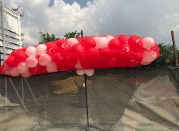 İzmir Temel Atma Töreni Organizasyonu File Balon
