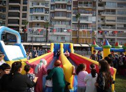 İzmir Bungee Run Kiralama