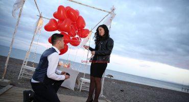 Çanakkale Kumsal Evlenme Teklifi Organizasyonu