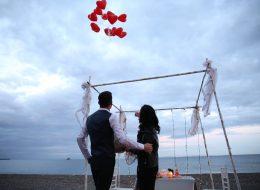 Kalpli Uçan Balon İzmir Organizasyon