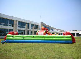 Şişme Canlı Langırt Oyun Parkuru Kiralama İzmir