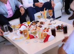 Catering Ekipmanları Kiralama İzmir Organizasyon