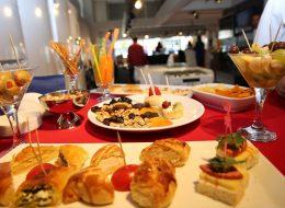 İzmir Kokteyl Organizasyonu Catering Hizmeti