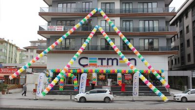 Çetmen Mobilya Maltepe Açılış Organizasyonu