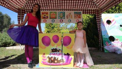 Ceylin 6. Yaş Doğum Günü Organizasyonu