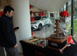 Çikolata Şelalesi Kiralama İzmir Organizasyon