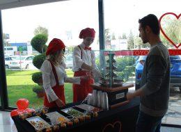 İzmir Çikolata Şelalesi Kiralama, Nakliye ve Kurulum Hizmeti