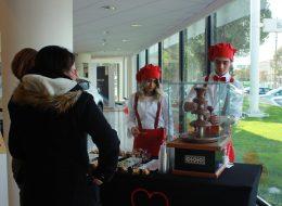 Catering Hizmetleri Çikolata Şelalesi Kiralama