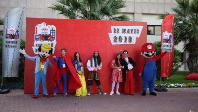 İzmir Çizgi Film Maskotları Kiralama