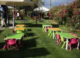 Çocuk Masaı Sandalyesi Kiralama İzmir