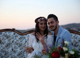 Şampanya ile Kutlama İzmir Evlilik Teklifi Organizasyonu