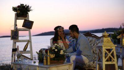 Deniz Fenerinde Evlilik Teklifi Organizasyonu İzmir Organizasyon