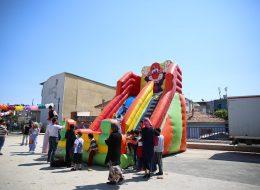 İzmir Palyaço Kaydırak Kiralama