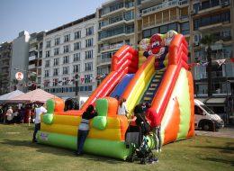 Şişme Çocuk Oyuncakları Kiralama İzmir