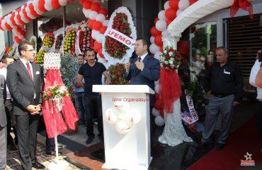 Diyarbakır Açılış Organizasyonu