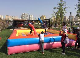 Festival Organizasyonu Gladyatör Oyun Parkuru Kiralama Diyarbakır