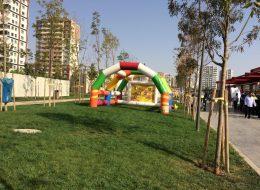 Şut Becerisi Şişme Oyun Parkuru Kiralama Diyarbakır
