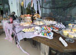 Happy Hallowen Konseptli Doğum Günü Organizasyonu İzmir Organizasyon