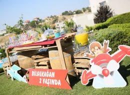 Açık Hava Doğum Günü Organizasyonu İzmir Organizasyon