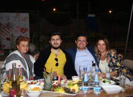 Yetişkin Doğum Günü Organizasyonları Masa Süsleme İzmir