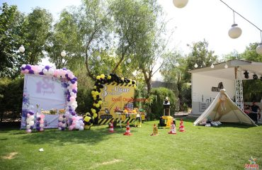 Çocuk Doğum Günü Organizasyonu