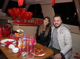 Sürpriz Doğum Günü Organizasyonu ve Körfez Turu İzmir