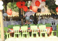 Uçan Balon Süsleme Servisi