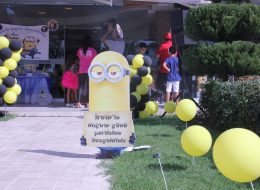 Konseptli Doğum Günü Organizasyonu İzmir