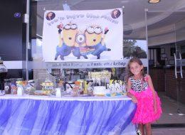 Sweet Table Süsleme İzmir Doğum Günü Organizasyonu