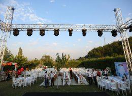 Işık ve Sahne Sistemi Kiralama İzmir Düğün Organizasyonu