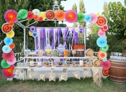 Şekerleme Masası Kurulumu ve Süsleme İzmir
