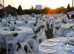 Catering Ekipmanları Kiralama İzmir Düğün Organizasyonu