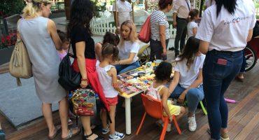 Ege Perla Avm Çocuk Şenliği Organizasyonu İzmir Organizasyon