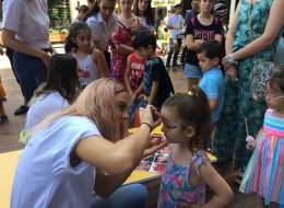 Şenlik Organizasyonu ve Çocuk Şenliği Organizasyonu Yüz Boyama Etkinlikleri