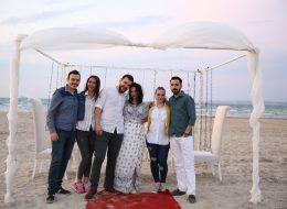 Ege Plajında Evlenme Teklifi Organizasyonu