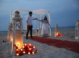 Gazebo Süsleme ve Işık Şelalesi Kiralama İzmir