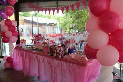 Fatih Doğum Günü Organizasyonu Masa Detayları İzmir Organizasyon