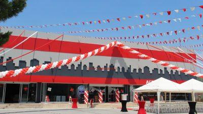 Fethiye Alfemo Mağazası Açılış Organizasyonu İzmir Organizasyon