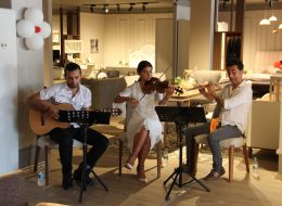 Trio Grubu Kiralama Fethiye