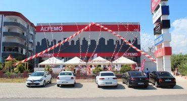 Finike Alfemo Mağazası Açılış Organizasyonu