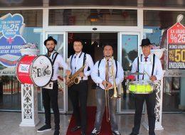 Bando Ekibi Kiralama Açılış Organizasyonu Antalya
