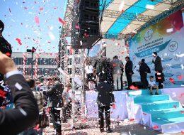 Açılış Organizasyonu Gazlı Konfeti Atımı İzmir