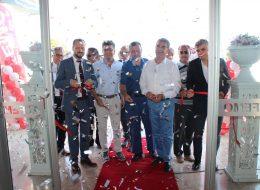 Protokol Katılımlı Açılış Organizasyonu Gazlı Konfeti Atımları İzmir